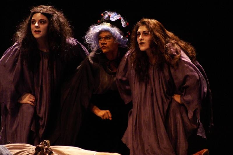The First Witch in Purcell's Dido and Aeneas