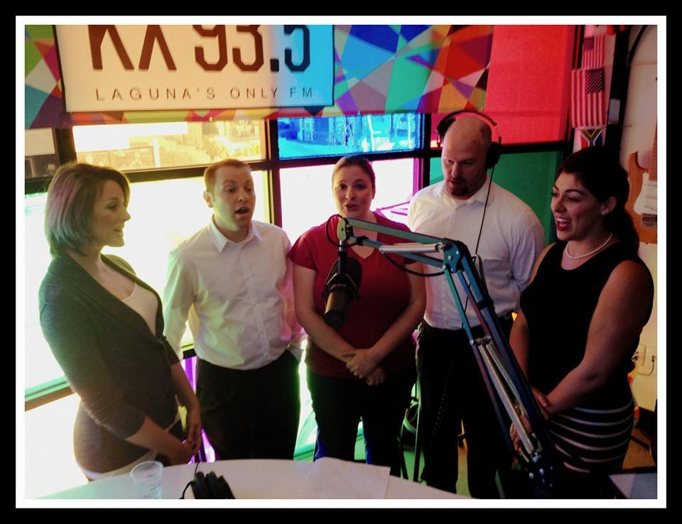 KX93.5FM Radio Session